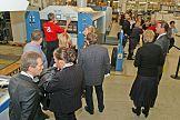 Offsetowa maszyna arkuszowa KBA Rapida 105 w zakładach Koenig & Bauer AG